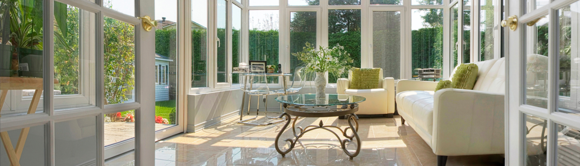 Sunrooms/Screened Rooms