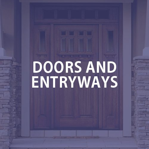 Doors and Entryways